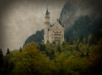Antique Neuschwanstein